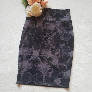 Lularoe caasic pencil skirt AC
